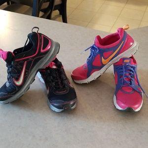 Nike shoe lot